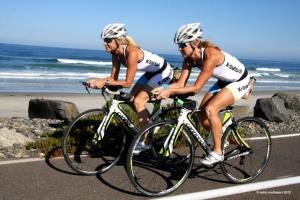 Kathleen (left), Julie (right)
